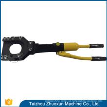 Ferramenta de corte de alta qualidade da bateria do extrator da engrenagem Cortador de fio hidráulico portátil do cabo de aço da linha Qy30