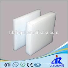 Feuille en plastique blanche de pp