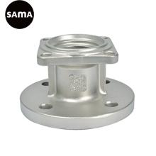 Inversión de piezas de la válvula de acero inoxidable, precisión, fundición de cera perdida
