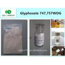 Herbicida / weedicide glifosato 747g / l, 757g / l WDG, 74.7%, 75.7% WDG, cas: 1071-83-6-lq