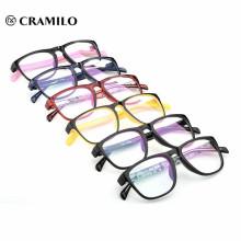 Latest fashion Italian TR90 optical glasses