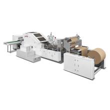 Automatic High-Speed Flat Bottom Paper bag  Machine