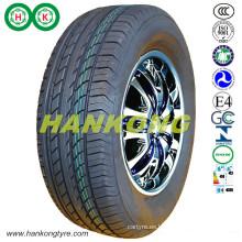 Neumático de neumático de automóvil de vehículo chino Tire UHP Neumático (155 / 70R12, 185 / 70R14, 165 / 80R13, 195 / 55R15)