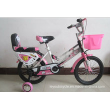 Funny Kid Bicycles with 2 Training Wheels (LY-C-031)