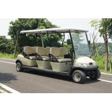 El mejor vehículo eléctrico de la calidad 6 Seater para la venta