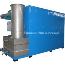 Spl-R-12 Auto Spare Parts Surface Paint Cleaning Furnace