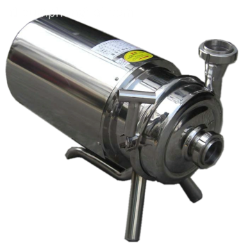 BAW Electric Stainless Steel Food Pump Sentrifugal Kelas