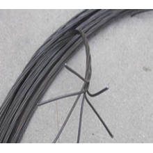 Black Annealed Twisted Double Wire Black Twisted Wire