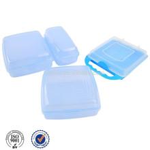 Caixa de sanduíche de plástico