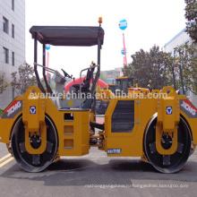 Горячая продажа Дорожный каток XD111E двойного Барабанчика vibratory ролика