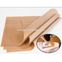 with PFOA PFOS and FDA certificate non stick high temperature resistance ptfe glass fiber cloth