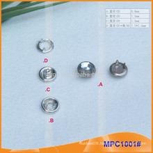 Ring Prong Snap Button MPC1001