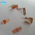 изготовленный на заказ контакт штемпелевать медной малой детали штемпелевать