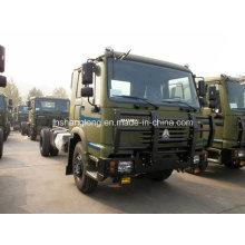 China 4X4 Caminhão De Carga (Chassis)