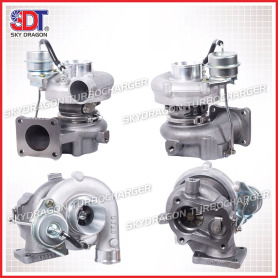 CT26 turbo for toyota 1HD eninge chra