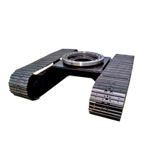 Heavy Engineering Equipment Undercarriage Parts
