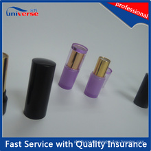 Plastic Cosmetic Packing Empty Lipstick Tube