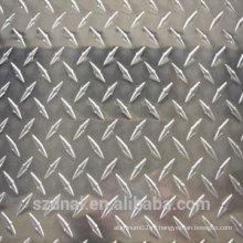 Рельефные алюминиевые пластины
