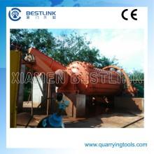 Fábrica de processamento de cobre concentrado de minério de estanho