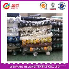 CVC spandex garment fabric stock for pants or shirt