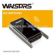 200Mbps 4ports Mini Powerline Adapter, Plug and Play função