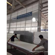 2mm - 6mm thickness PP sheet polypropylene hollow Sheet