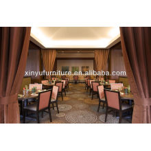 High class hotel restaurant table and chair XY0797