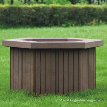 High Quanlity Wood Plastic Composite /WPC Flower Box704*610*425