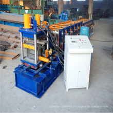 Machine de formage de rouleaux de purlin en acier JCX en acier
