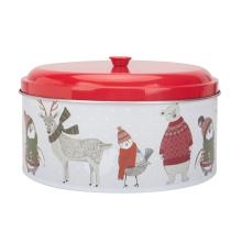 Halloween-Plätzchenglas-Behälter-Ideen für Weihnachten