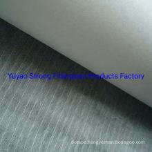 Flame-Resistant Fiberglass Tissue