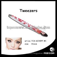 girl shaped wide grip tweezers