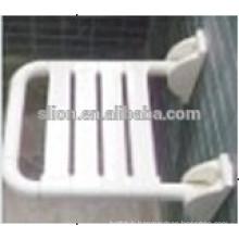 2016wall mounted folding shower seat
