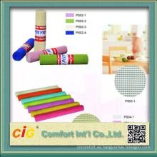 Uso de baño antideslizante Mat plástico para el hogar y Hotel