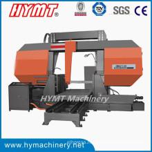 GW42130 heavy duty horizontal band sawing cutting shearing machine