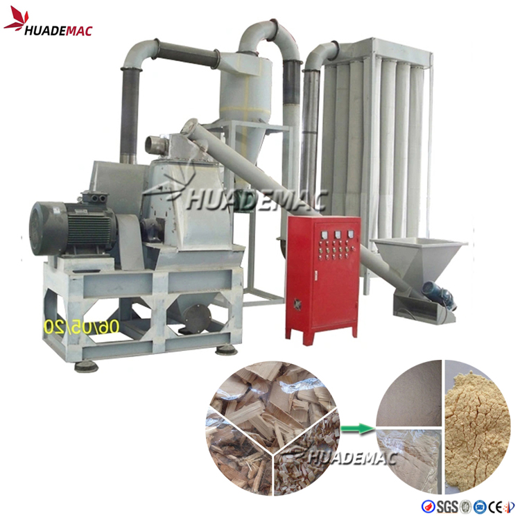 Wood Powder Mill Drying Machine