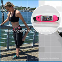 Fashionable Lycra Material Waist Bag for Phone, Phone Case