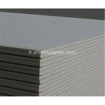 Isolation phonique non radioactive FIBRE CEMENT BOARD