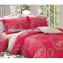 Chine fournisseurs lourd 100% coton sergé tissu 100% C 40 * 40 133 * 72 110 'tissu d'impression pour votre besoin