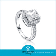 Art und Weise 925 silberner Hochzeits-Ring (SH-R0105)