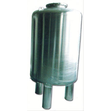 2017 food stainless steel tank, SUS304 300 liter stainless steel tank, GMP industrial fermentation tank