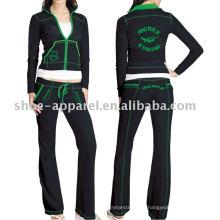 novos fatos de moda sportswear estilos