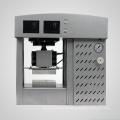 FJXHB5-E10 Máquina automática de pressão de resina elétrica com pressão de 10 toneladas