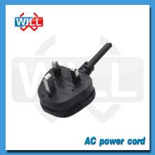 Factory Wholesale VDE Standard européen AC nispt-2 cordon d'alimentation