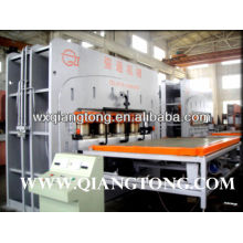 Furniture panel /MDF/PB lamination line PLC control
