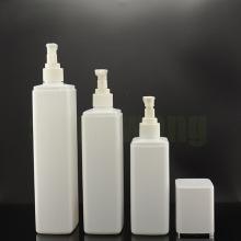 300ml leere benutzerdefinierte Kunststoff Shampoo Flasche