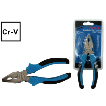 6 Inch Hand Tools Chrome Vanadium Combination Plier