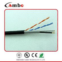 2015 popular aluminium cable cat5e aluminum power cable utp cat5e electri aluminum power network cable