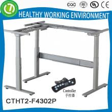 Mecanismo elevable eléctrico de altura regulable en la mesa y panel controlable inteligente