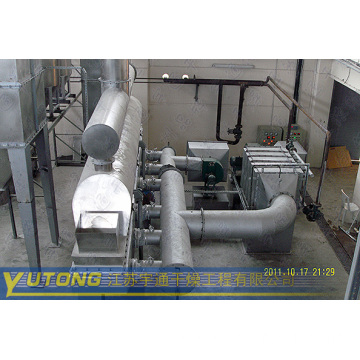 Oil Product Vibration Fluiding Bed Dryer